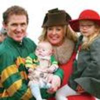 As Cheltenham festival looms, Tony McCoy stays at hospital bedside of baby son after vital heart op