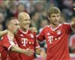 Muller: Bayern won't be complacent against Arsenal