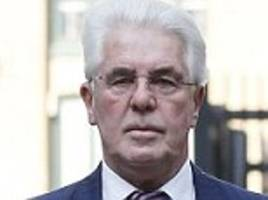 Max Clifford 'molested a 14-year-old girl in his car'