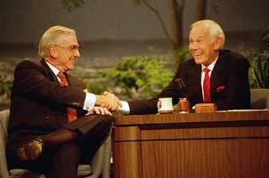 Johnny Carson made a sex tape
