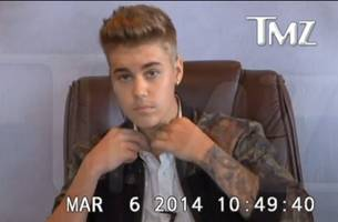 Try Not to Punch Your Screen While Watching Justin Bieber's Deposition Tapes