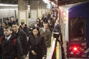 New York City leads national mass transit surge, report finds