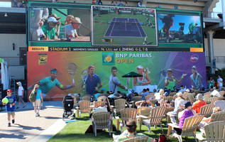 What's New at Indian Wells? Enhanced Fan Experience Goes Beyond Stadium 2
