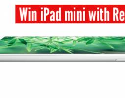 Win Apple iPad mini Retina in I4U News Giveaway, Countdown: 3 Days Left