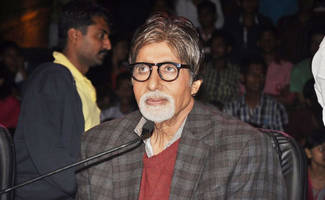 Amitabh Bachchan at India's got Talent 5 finale