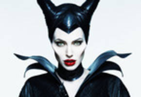 angelina jolie hypnotizes in stunning new 'maleficent' poster