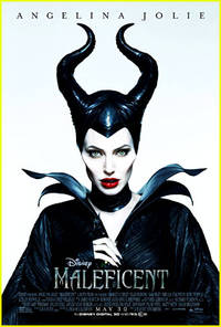 Angelina Jolie is Stunningly Scary for New 'Maleficent' Poster