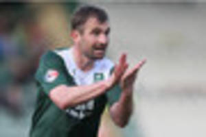paul wotton: plymouth argyle must move on immediately