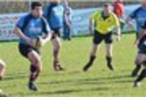 RUGBY: Frome triumph at Ivel Barbarians thanks to strong scrum