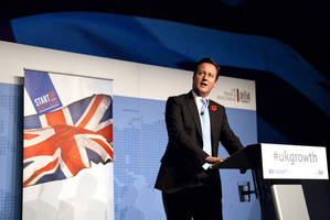 Britain's David Cameron announces more funding for Internet of things research