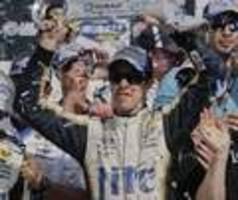 Sunday's motor sports roundup: Brad Keselowski passes Dale Earnhardt Jr. late to finish weekend double