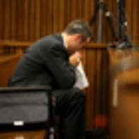 Evidence makes Pistorius ill in court